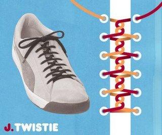 15 креативных вариантов шнуровки обуви