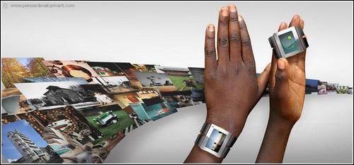 Фоточасы Transparency Watch.