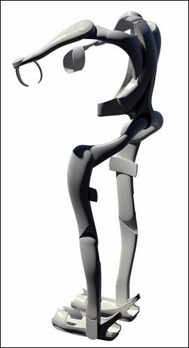 Экзоскелет Atlas.