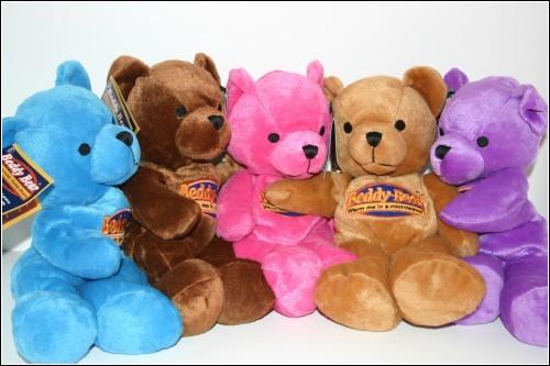 Постельные медведи.