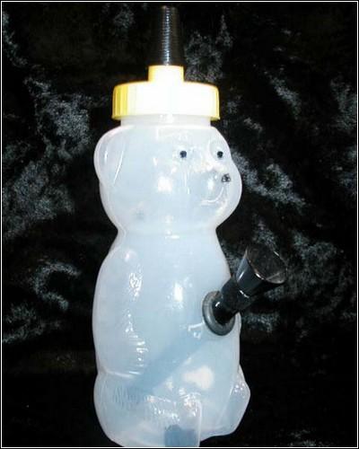 Медведь-кальян.