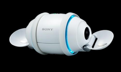 Танцующий плейер Sony Rolly.