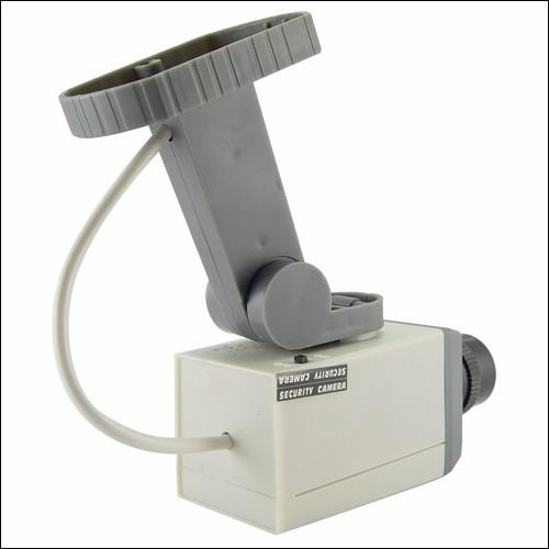 Фальшивая камера наблюдения.
