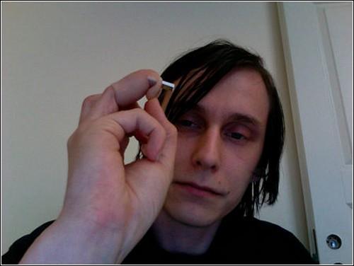 Джерри Джалава - обладатель USB-пальца.