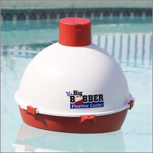 Big Bobber – плавучий охладитель пива.