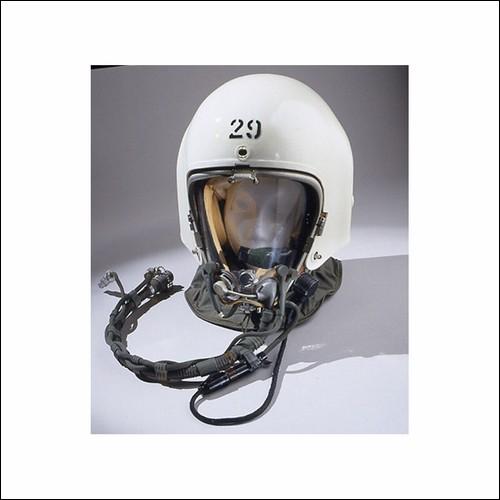 Шлем сбитого летчика U-2 Гэри Пауэрса.