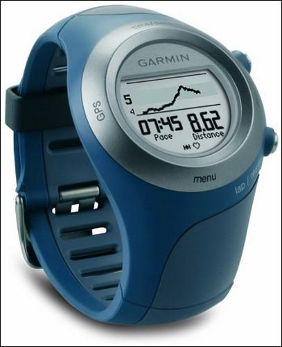 Спортивные часы Forerunner 405CX.