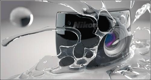 Погодозащищенный фотоаппарат Glam Cam.