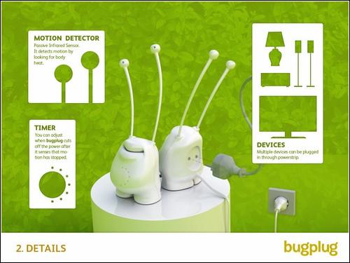 Экономьте электроэнергию с выключателем Bugplug.
