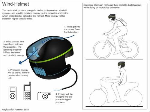 Основные пользователи устройства – велосипедисты и мотоциклисты.