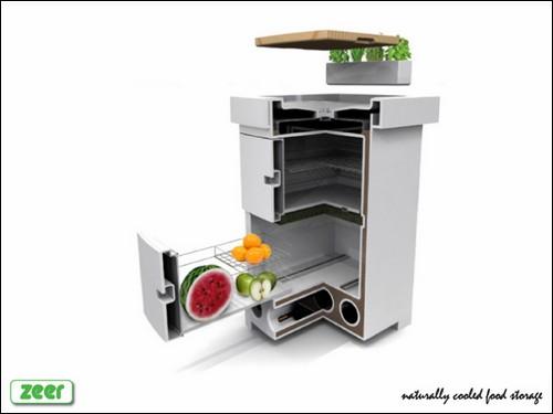 Zeer – нигерийский холодильник.