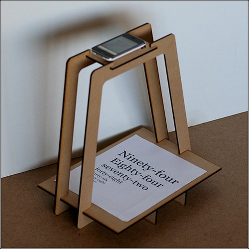 iPhone Document Scanner.
