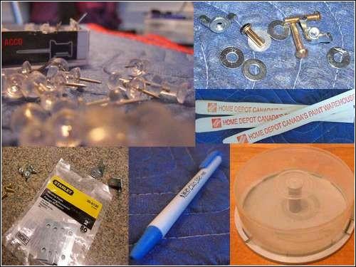 Материалы, использованные для изготовления электронного дивайса