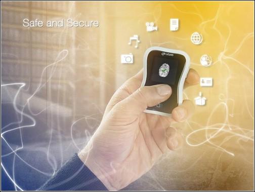 Leyio Personal Share Device - абсолютная защита.