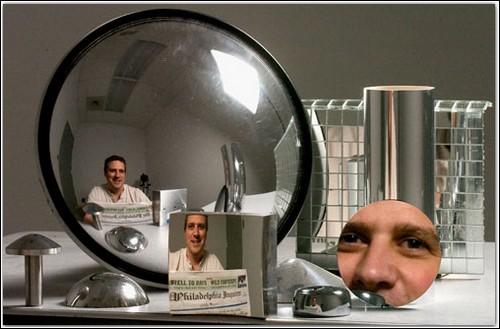 Эндрю Хикс и его зеркала.