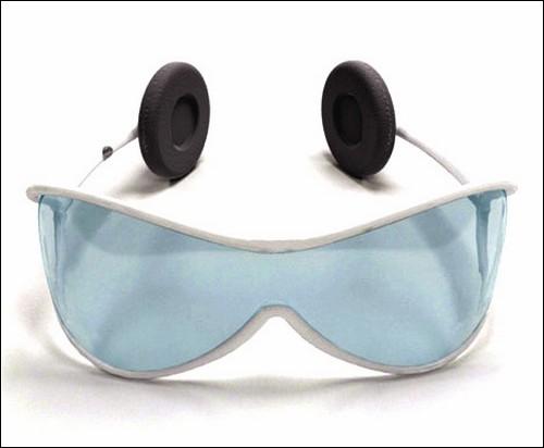 Стильные многофункциональные очки Mood.