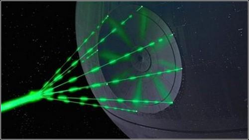 Лазерный луч будет бороться с москитами.