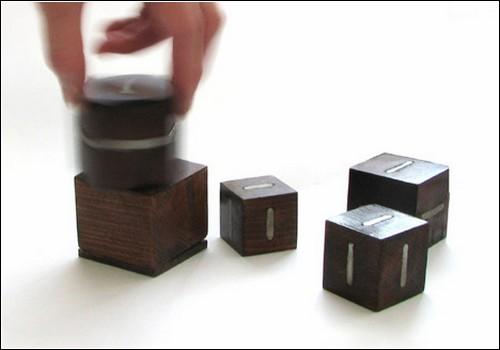 Музыкальные кубики.