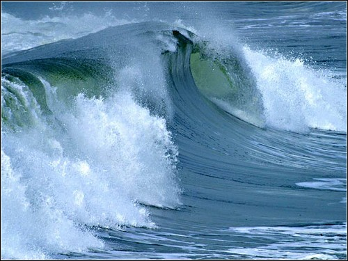 Волны – один из самых перспективных энергоносителей.