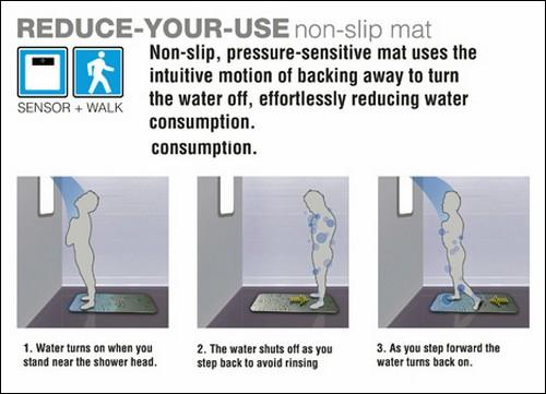Подстилка Reduce-Your-Use.