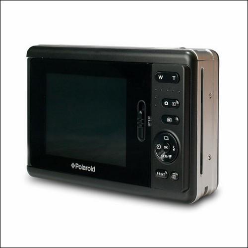 Цифровой фотоаппарат с моментальной печатью Polaroid PoGo.