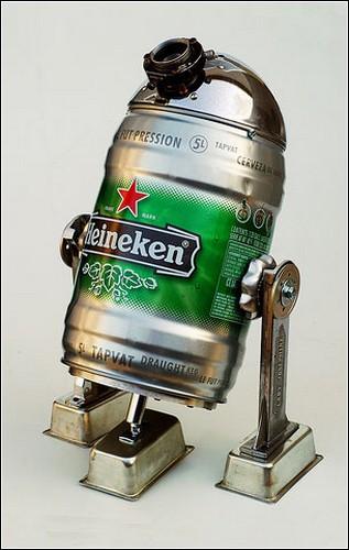 Пивной андроид Beer2-D3.
