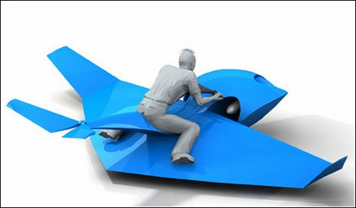 Skimmer: летающий аквабайк.