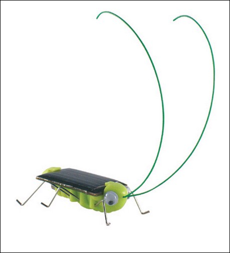 Новые игрушки на солнечной энергии