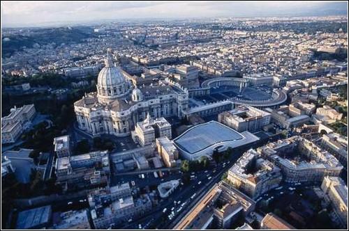 Ватикан – лидер солнечной энергетики.