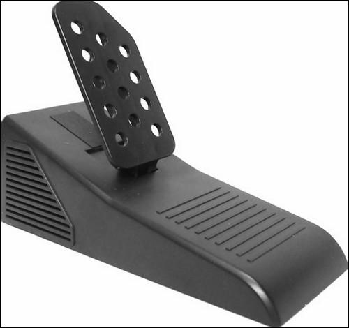 Sound Accel Pedal - педаль для снятия стресса.