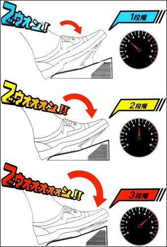 Sound Accel Pedal - три режима работы.