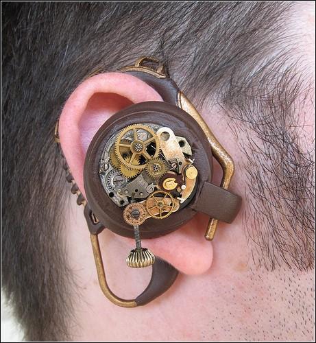 Стимпанковый Bluetooth.