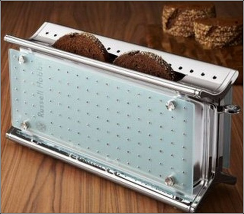 Гламурный тостер от Рассела Хоббса.