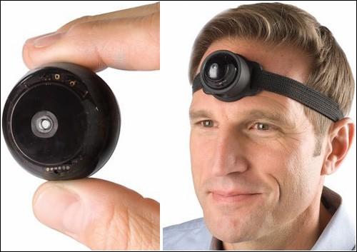 Налобная камера Third Eye.
