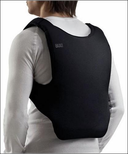 Ультратонкий рюкзак для ноутбука.