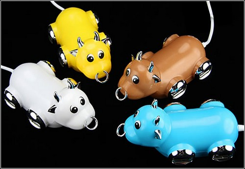 Четыре коровьих цвета.