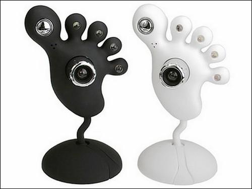 Ретро-камера с микрофоном от Posh Prezzies.
