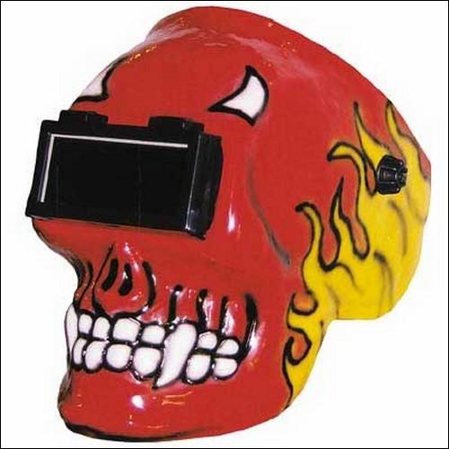 Маска-череп от Hoodlum.