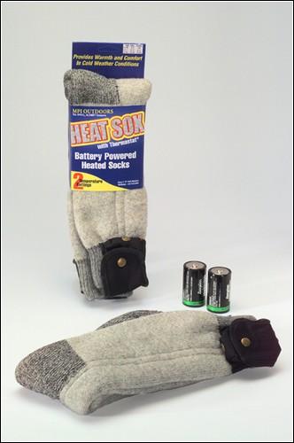 Носки с подогревом HEAT SOX.