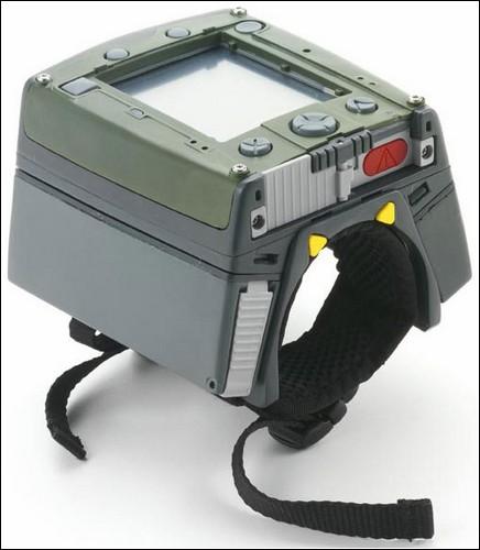 Наручный компьютер Zypad WR1100