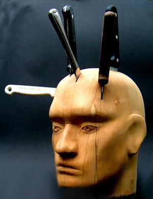 Неговорящая голова