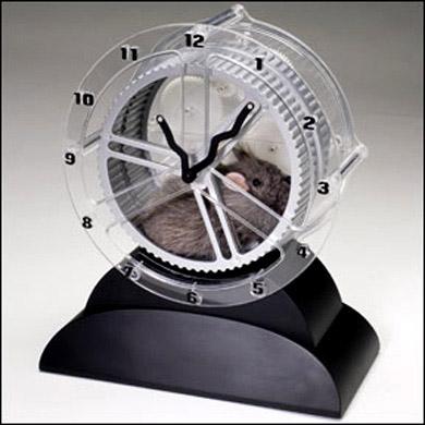 Мышка-часовщик