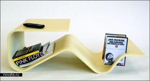 Formtable - столик *три-в-одном* от Джона Брабхэма (John Brabham)