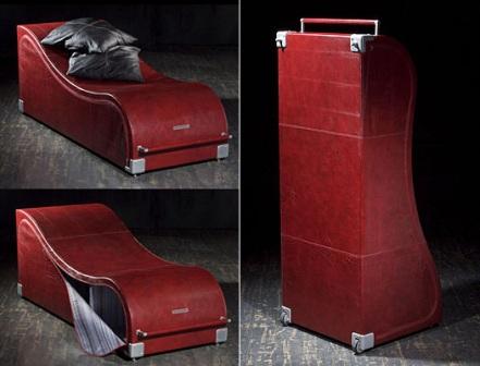 Дорожная мебель в дорожной сумке, или наоборот
