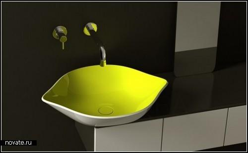 Коллекция цитрусовых умывальников Lemon Sink