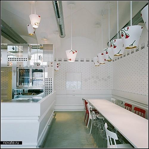 Австрийский ресторан ODC Orlando di Castello