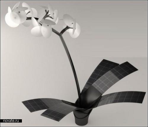 Светильник-орхидея Orkys