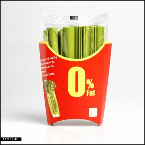 Дизайн как пропаганда здорового образа жизни. Проект Stereotype от дизайнера Daizi Zheng