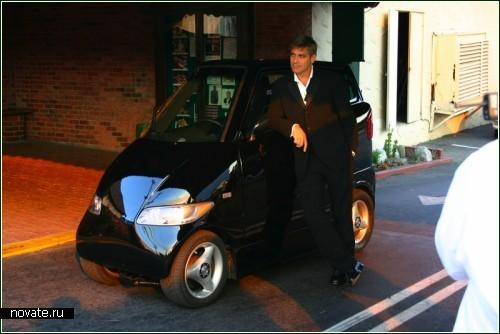 Электромобиль-*вездеход* Tango. Спасение для обитателей городских джунглей