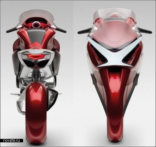 Концепт-байк от Honda